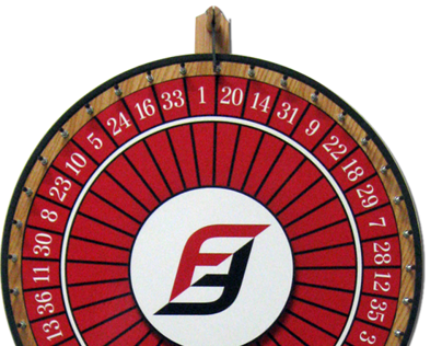 Fusion Floor Roulette Wheel