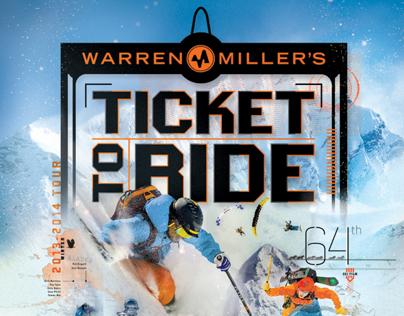 2013-2014 Waren Miller Movie Poster