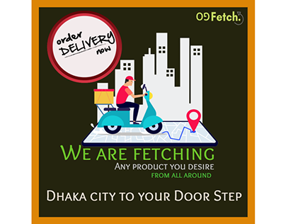Promotion for Go Fetch BD