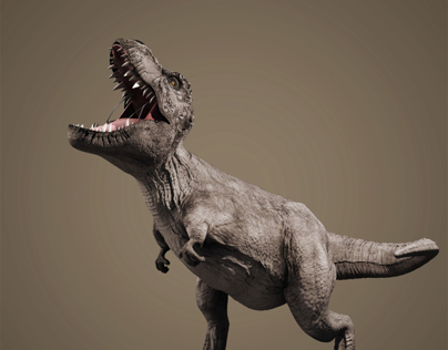 T-Rex - King of TV (Samsung)