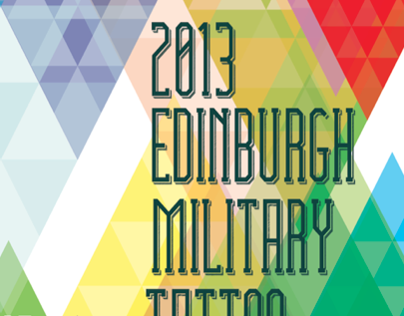 Submission for 2013 Edinburgh Military Tattoo