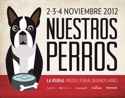 Exposición Nuestros Perros
