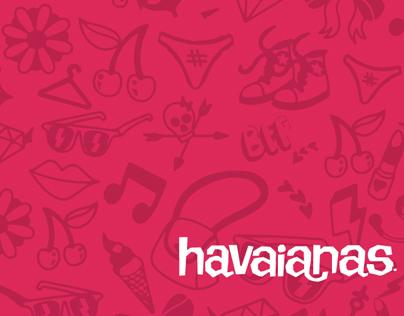 Havaianas - posh tweens