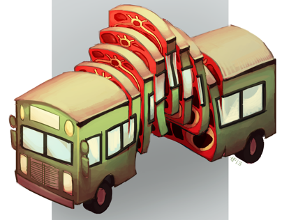 Meat Bus