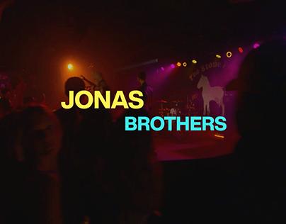 Writer/Producer - Toyota-Jonas Brothers SIZZLE