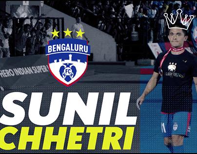 ISL 2019 Sunil Chhetri Profile Promo
