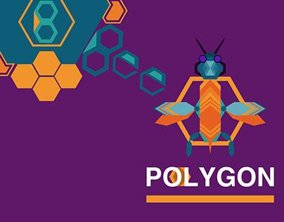 Bee Polygon