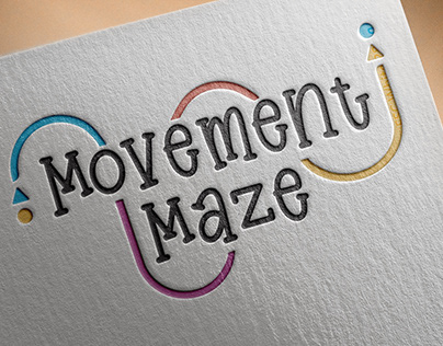 Branding Design Package - Movement Maze 2019