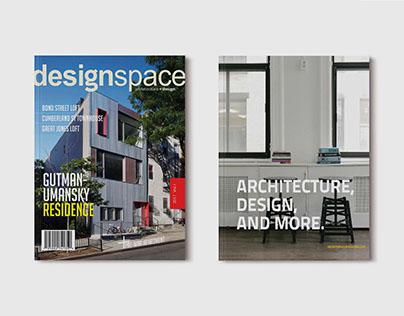 Design Space Magazine, architecture & interior design