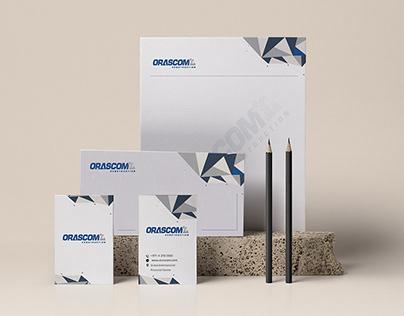 Orascom Construction Branding Designs