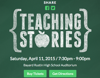 {Teaching Stories}