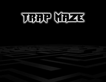 Trap Maze 2.5D Game (Unity 3D)