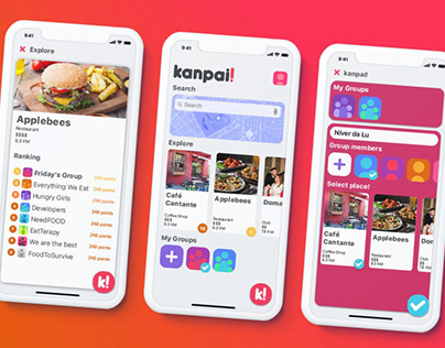 Kanpai! App: Be With Your Friends