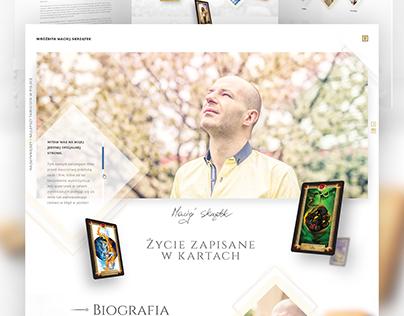 WROZBITA MACIEJ - Website