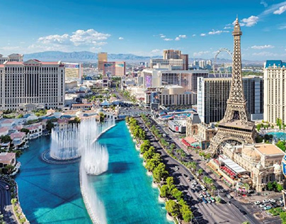 Gary L'Heureux – Travelling and Vacation Spot Las Vegas