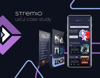 UX Case Study / Stremio