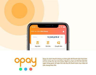 Opay App / Phạm Nghia