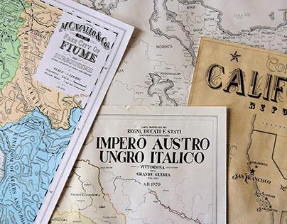 Hand Made Cartography