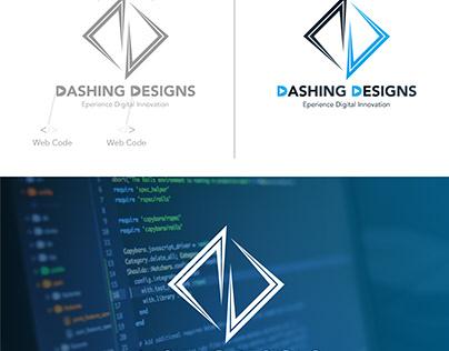 Dashing Design Logo