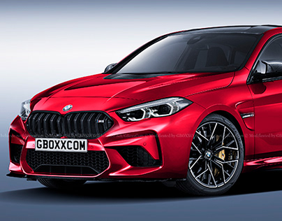 2020 BMW M2 Gran Coupe Iron Red