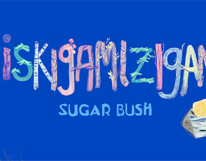 Iskigamizigan Sugar Bush Childrens Book Proposal