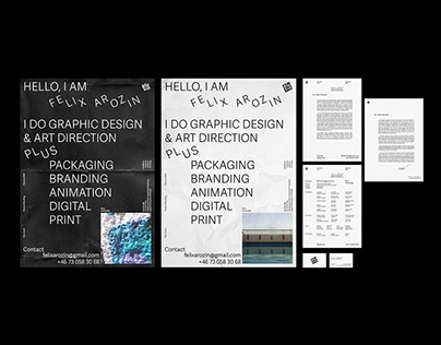 Personal Branding - Felix Arozin