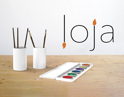 Loja - Your clever case for brushes