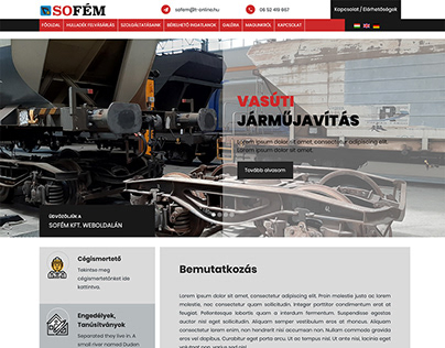 Sofém website