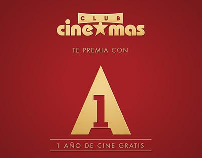 Web App Club Cinemas