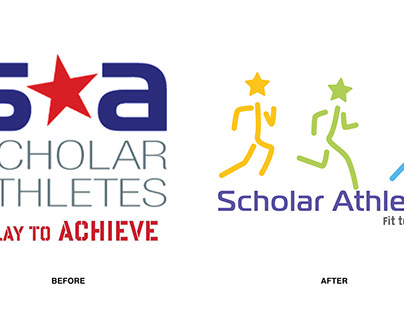 Scholar Athletes Brand Development