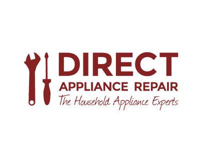 Direct Appliance Repair Logo & Website