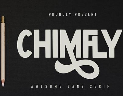 Chimfly - Awesome Sans Serif