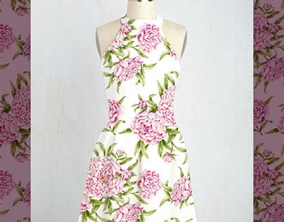 Pretty Little Floral Dresses