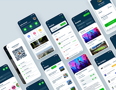 Payments App + Wallet + eCommerce + Events + Food