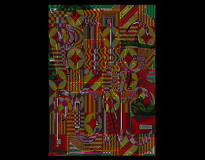 Graphic Ping Pong BB #02