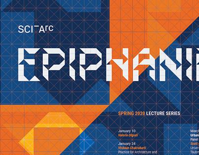 Epiphanies: Modular Type Poster