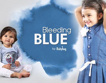 Look book - Bleeding Blue : Kids Fashion