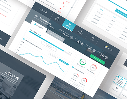 UI Design Web - Monitoring and E-Learning