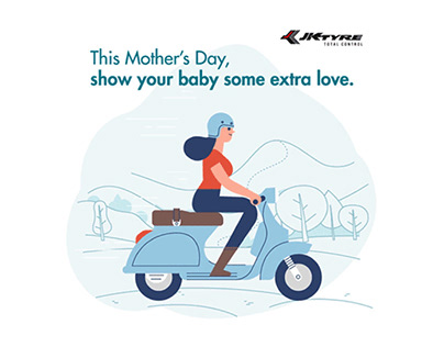 GIF Carousel - Animation - JK Tyre Mother's Day