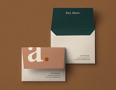 Ava Victoria // Personal Branding