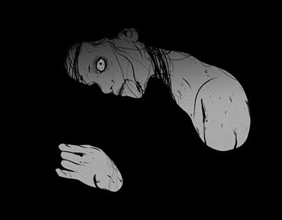 Horror Manga Zine Vol. 4