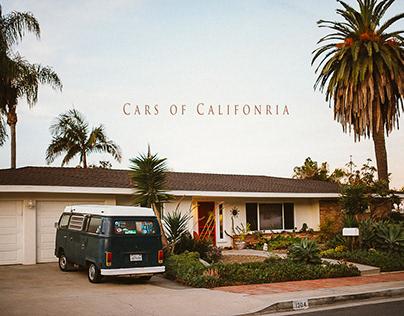 Cars of California