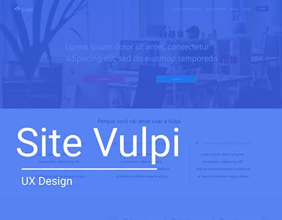 Site Vulpi 2.0