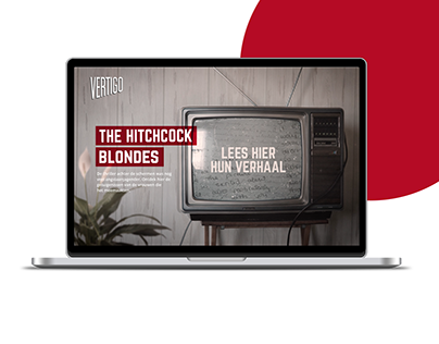 The Hitchcock Blondes