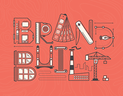 Brand Built — Branding Buildings & their Builders