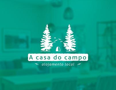 "Rebranding ""A Casa do Campo"" local accommodation"
