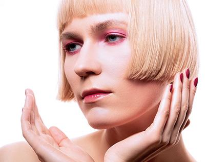 pink for Mona Werner