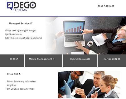DEGO Systems