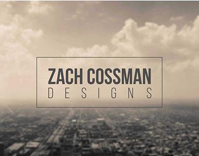 ZachCossmanDesigns v3