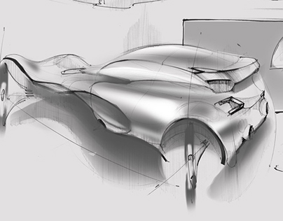 Citroen ( Sketch Project )